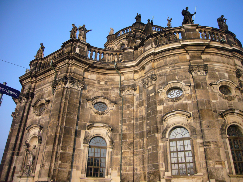 Исторический центр Дрездена