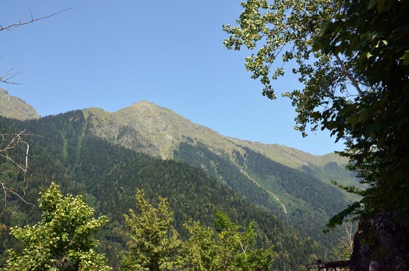 Фото красивых пейзажей Абхазии
