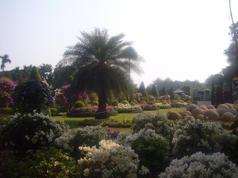 Тропический парк Нонг Нуч
