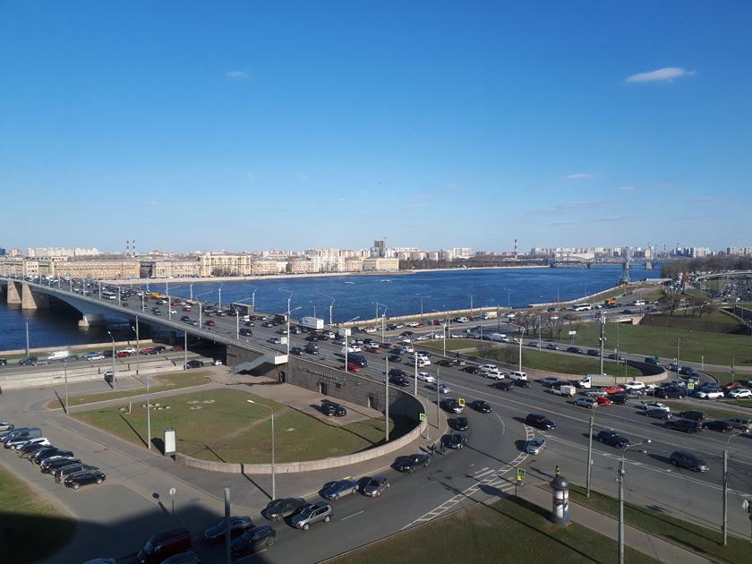 """Номер в отеле """"Москва"""" (Санкт-Петербург)"""